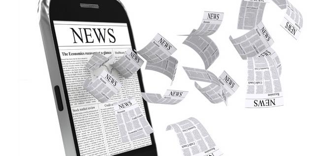 móviles y prensa
